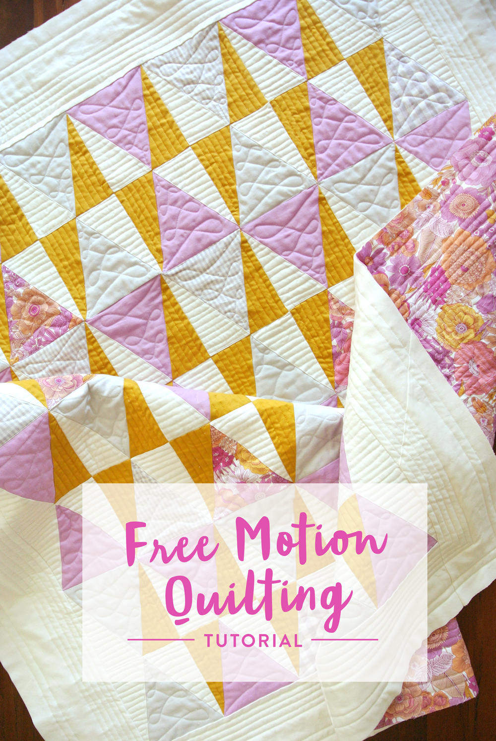 Free Motion Quilting Tutorial for Beginners - Suzy Quilts : free motion quilting tutorials - Adamdwight.com