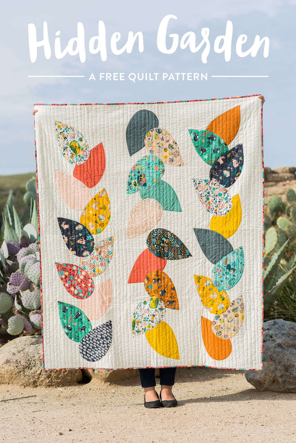 Free-Modern-applique-Quilt-Pattern