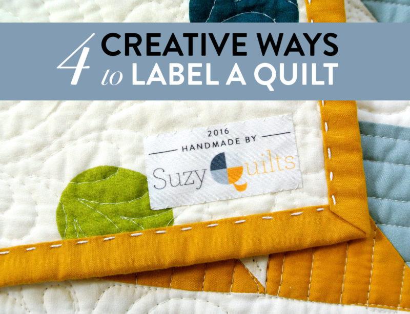 Quilt-Label