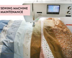 Sewing Machine Maintenance: Give That Baby Some Love