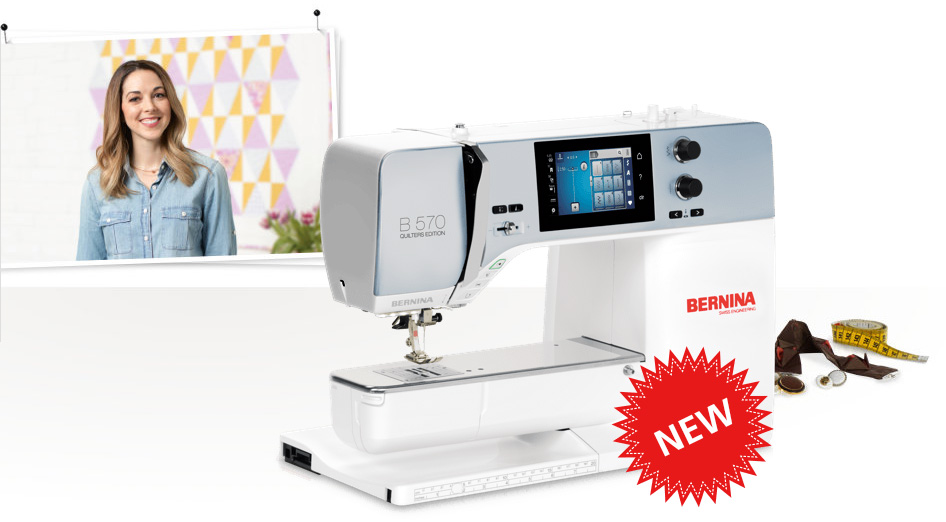 Suzy Quilts Becoming a BERNINA Babe with the B 570 QE Sewing Machine | Suzy Quilts https://suzyquilts.com/bernina-570-qe