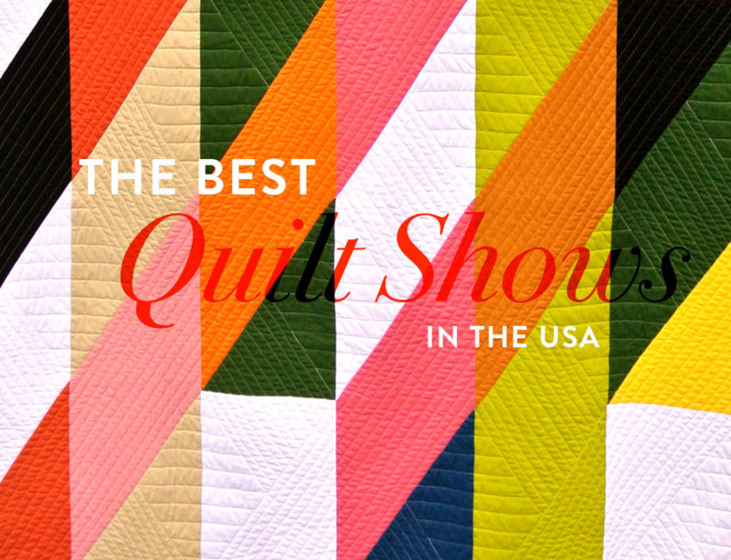 Best-Quilt-Shows-America