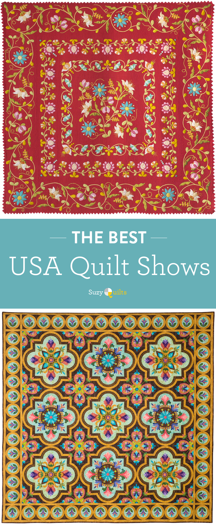 Best-USA-quilt-shows