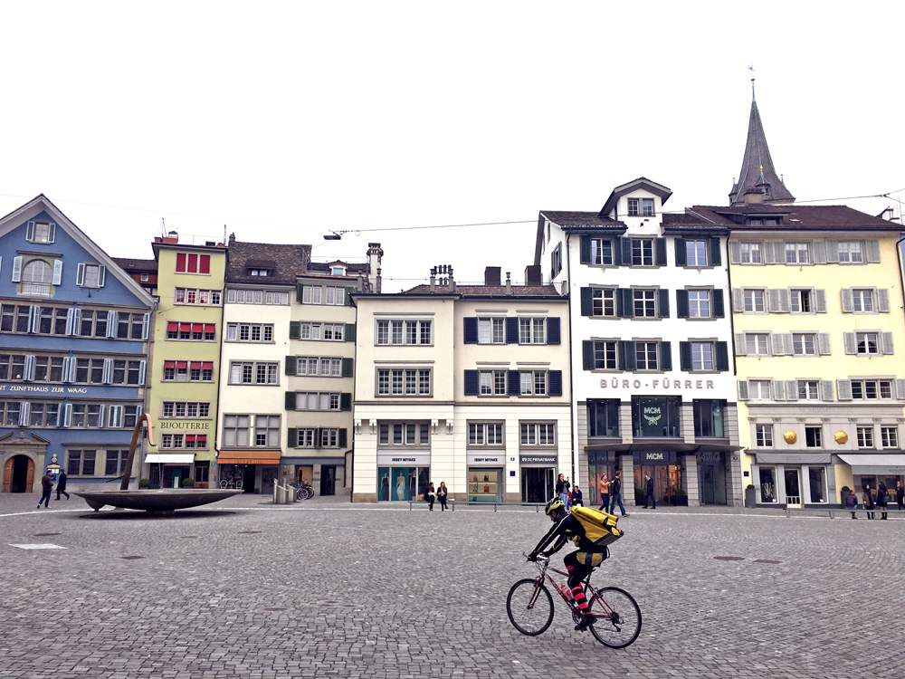 Zurich-Travel