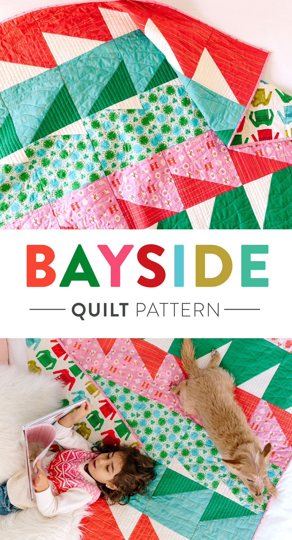 Easy-Christmas-Quilt-Pattern