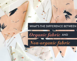 What Makes Organic Fabric Different Than Nonorganic Fabric?