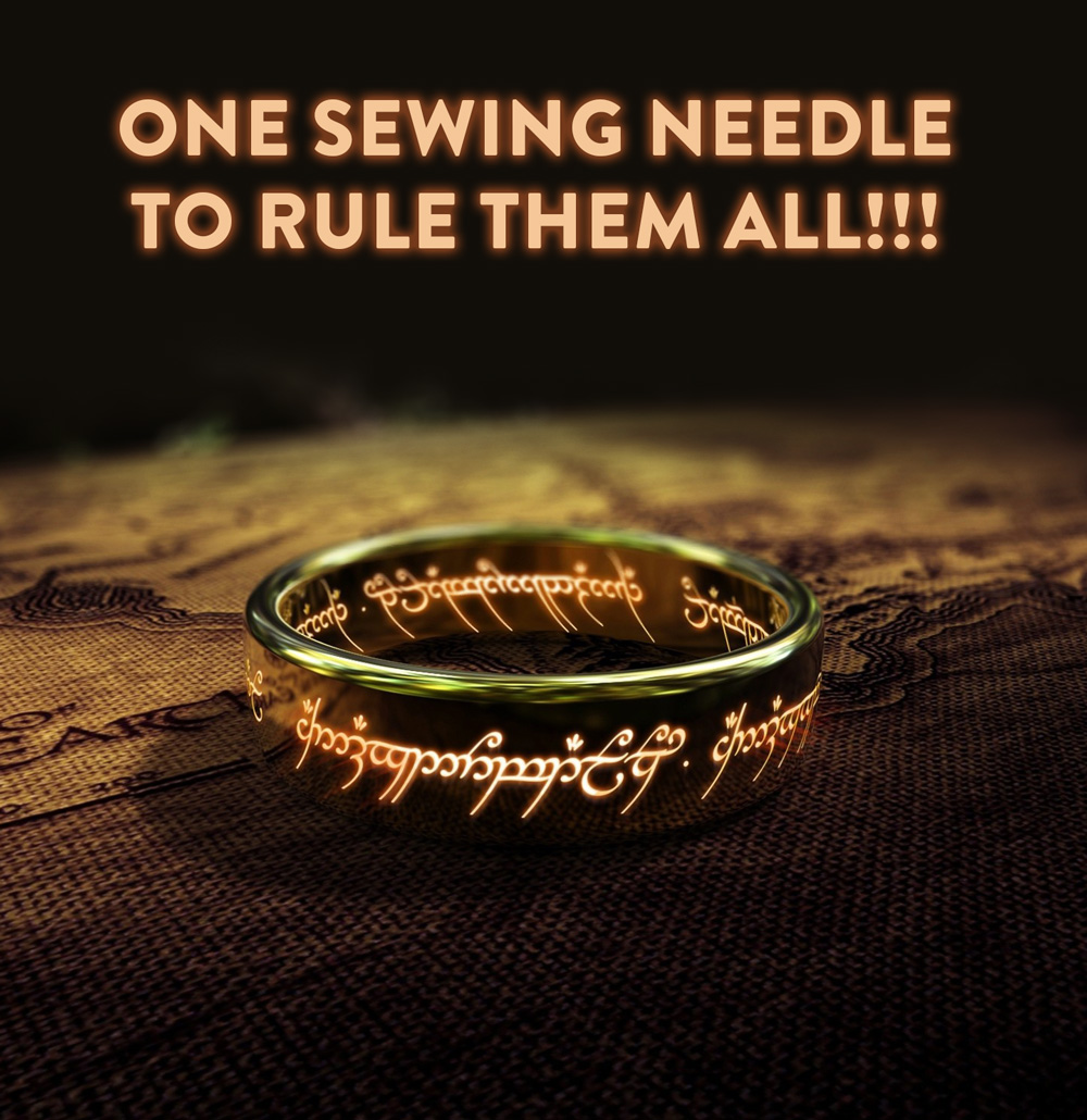 The Truth about Universal Needles... are They Really Universal? All you need to know about Universal Sewing Needles | Suzy Quilts https://suzyquilts.com/universal-needles