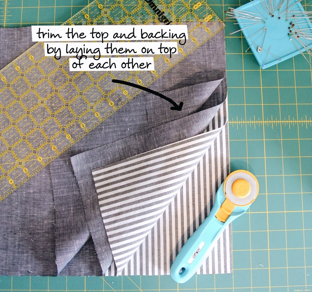 A Simple and Elegant Quilted Table Runner Tutorial Hand Quilting | Suzy Quilts https://suzyquilts.com/quilted-table-runner-tutorial