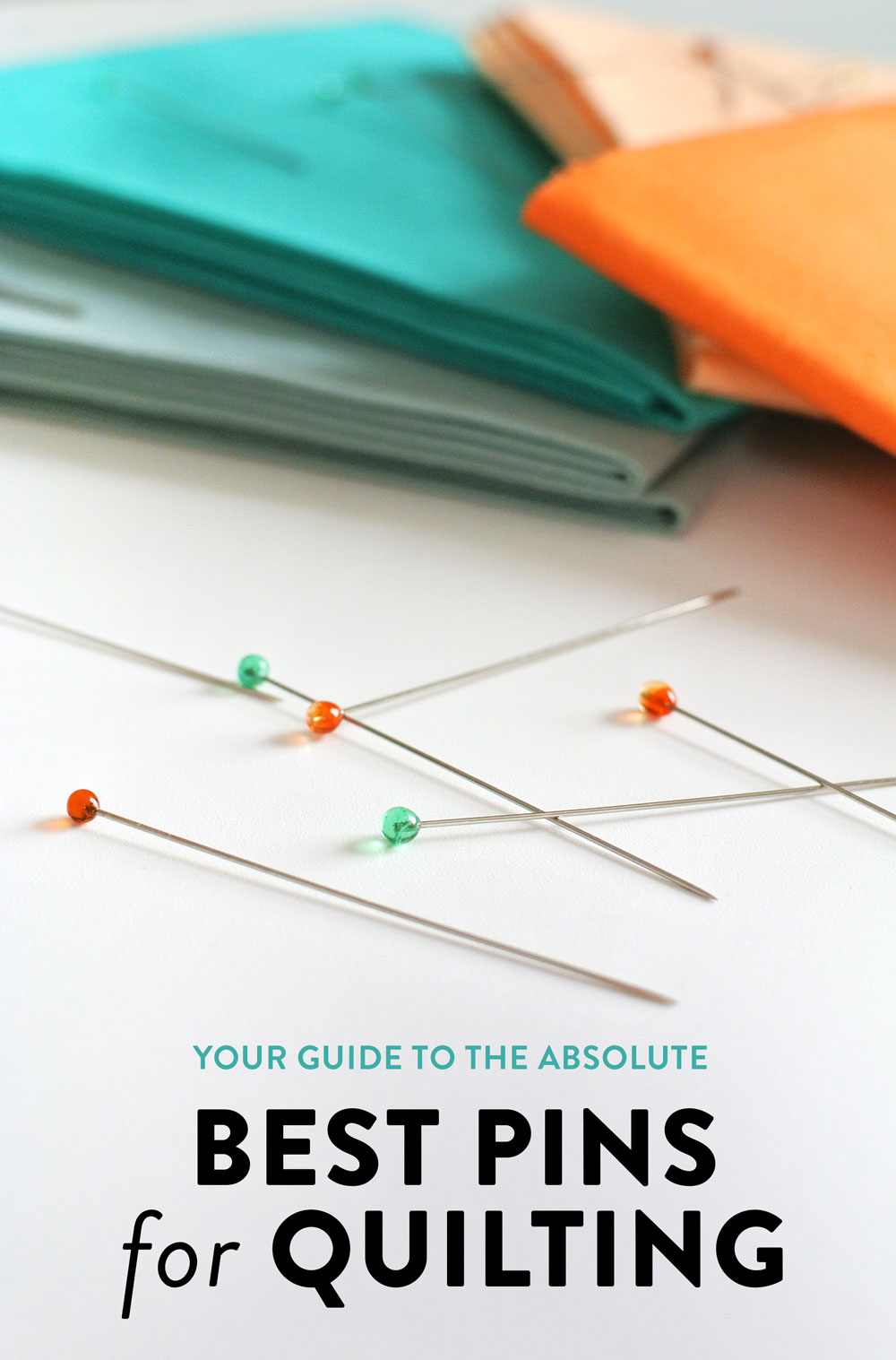Your Guide to the Absolute Best Pins for Quilting | Suzy Quilts https://suzyquilts.com/best-pins-for-quilting