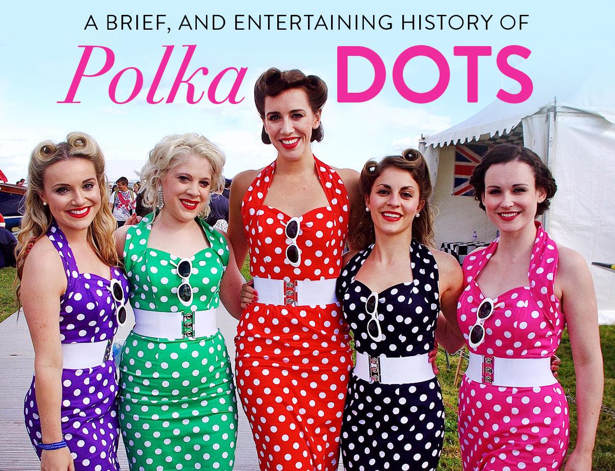 history-of-polka-dots