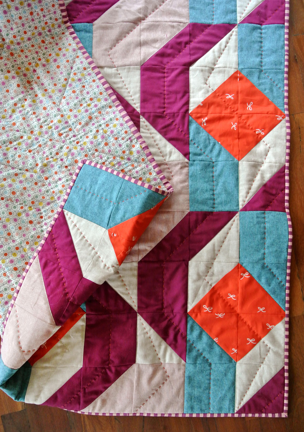 Rocksteady Quilt Pattern Suzy Quilts