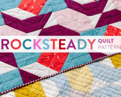 Rocksteady Quilt Pattern