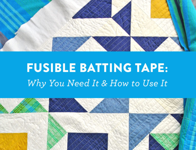 Fusible-Batting-Tape