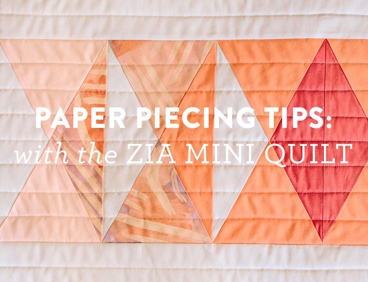Paper-Piecing-Tips