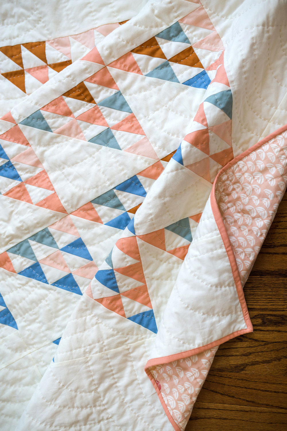 How to pick the best hand quilting needle for your next project