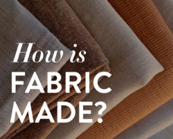 How is Fabric Made? Understand the Process in 3 Steps