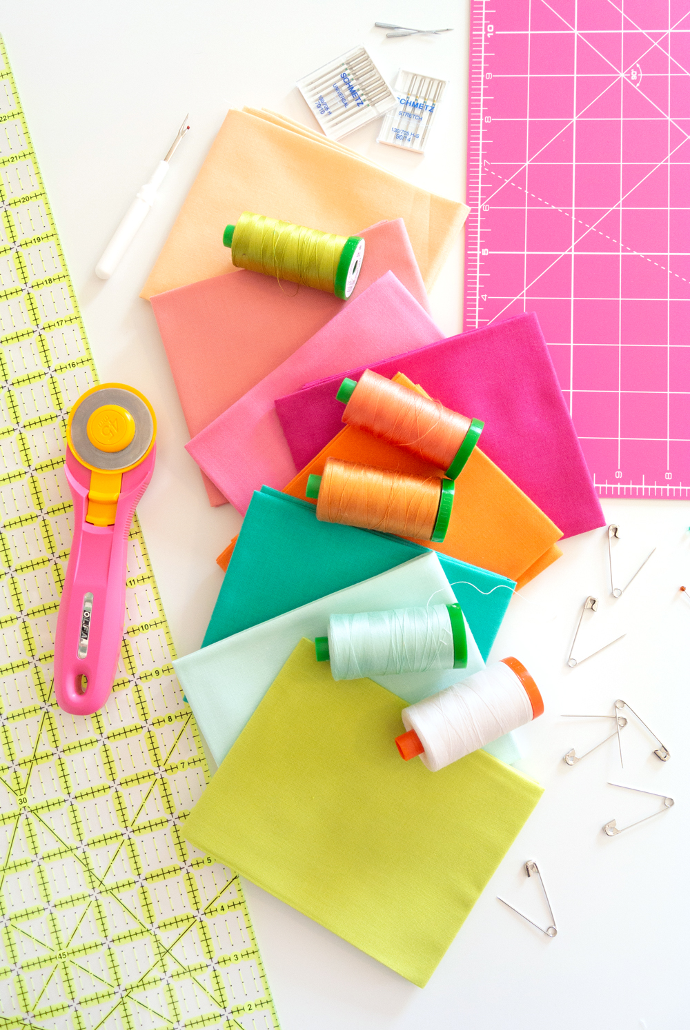 The best list of must-have sewing tools for quilters plus two free patterns