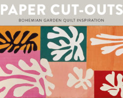 Henri Matisse Paper Cut-Outs: Bohemian Garden Inspiration