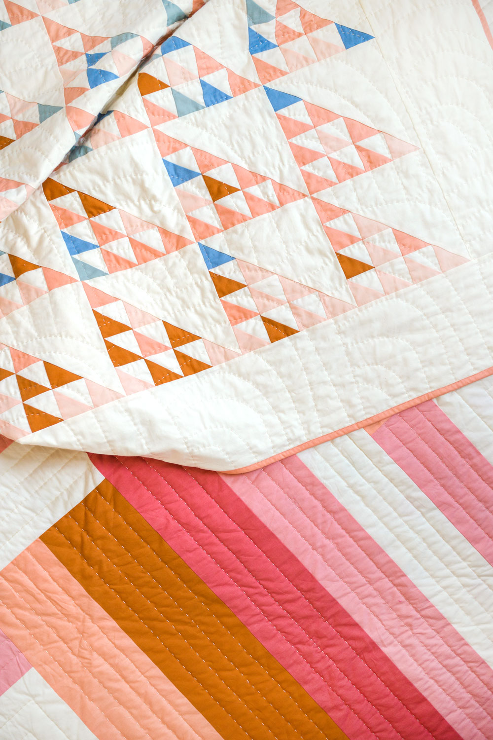 Beginner Quilting Questions are answered in this multi-part blog series! Learn all about marking tools, resizing quilts and how to choose the right batting