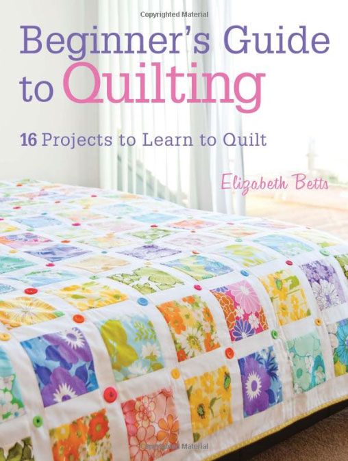 The 5 Best Books to learn to quilt - a beginner's guide! | Suzy Quilts https://suzyquilts.com/learn-to-quilt-the-5-best-books-to-read
