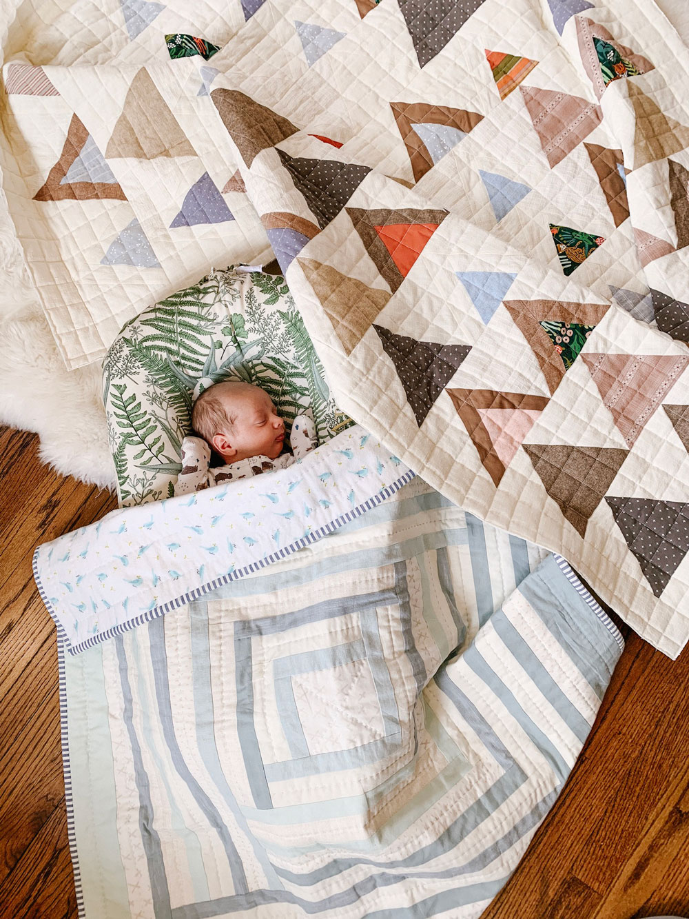 The 10 newborn baby essentials every first time mom should put on their baby registry