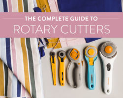Quilting Rotary Cutters: A Complete Guide