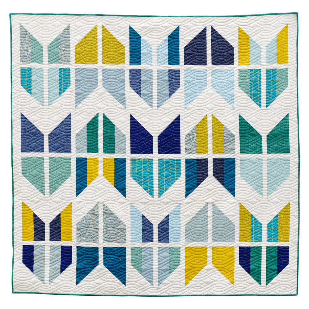 Tail Feather Quilt Pattern Download Suzy Quilts