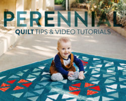 Perennial Quilt Tips & Video Tutorials