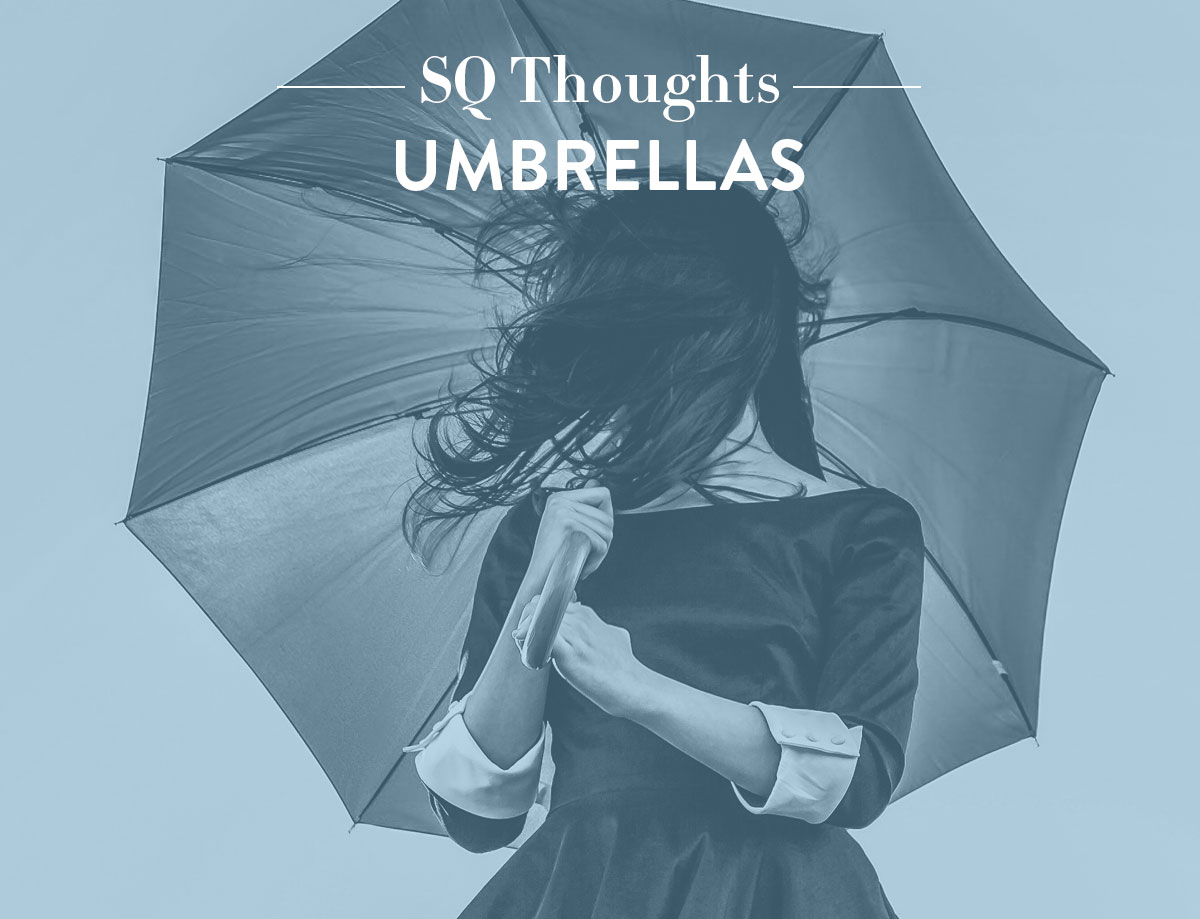 SQ Thoughts: I have a very complicated relationship with my umbrella. Join me in another Dear Diary entry on why I love to hate this perpetually annoying tool | suzyquilts.com #funny