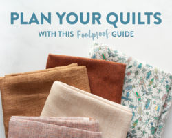 Plan Your Quilts with this Foolproof Guide