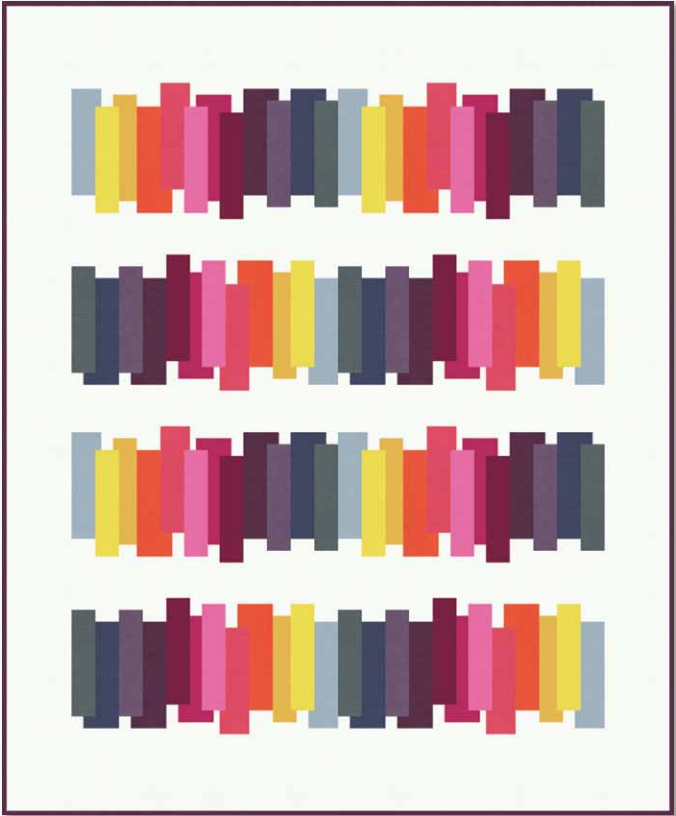Get this Free Mind the Gap Quilt Pattern. suzyquilts.com