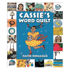 A beautiful picture book for children 6 months to 6 years old. Illustrated and written by the famous painter and textile designer, Faith Ringgold.