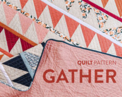 Gather Quilt Pattern: Total HST Madness!